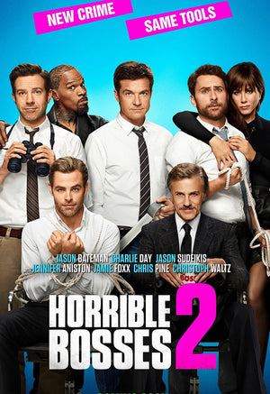 Horrible Bosses 2 VUDU HD or iTunes HD via Movies Anywhere