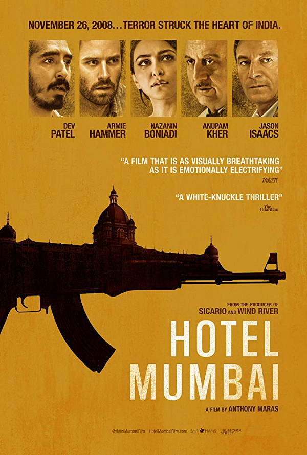 Hotel Mumbai VUDU HD Instawatch (iTunes HD via MA)
