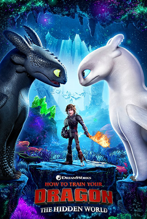 How to Train Your Dragon The Hidden World VUDU HD or iTunes HD via MA