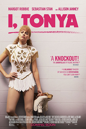I, Tonya UV HD or iTunes HD via Movies Anywhere