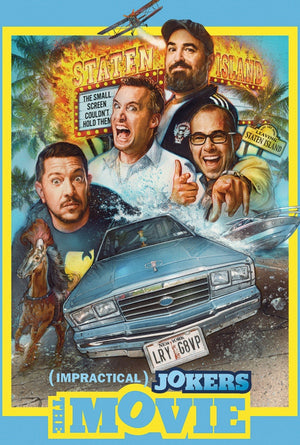 Impractical Jokers The Movie VUDU SD or iTunes SD via MA