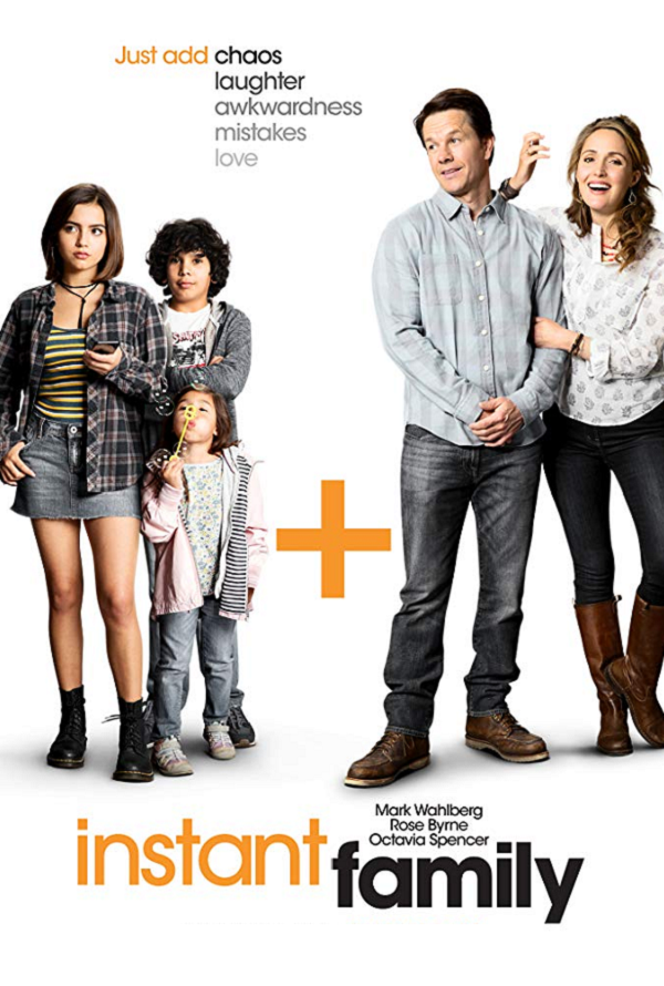 Instant Family VUDU HD Early Release REDEEM/WATCH FEB 19