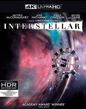 Interstellar VUDU 4K