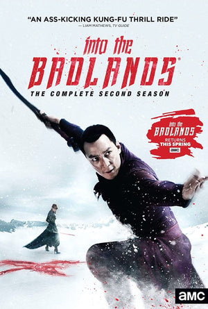 Into the Badlands Season 2 VUDU HD Instawatch