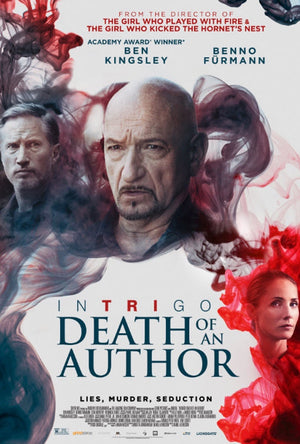 Intrigo Death of an Author VUDU HD Instawatch Early Release