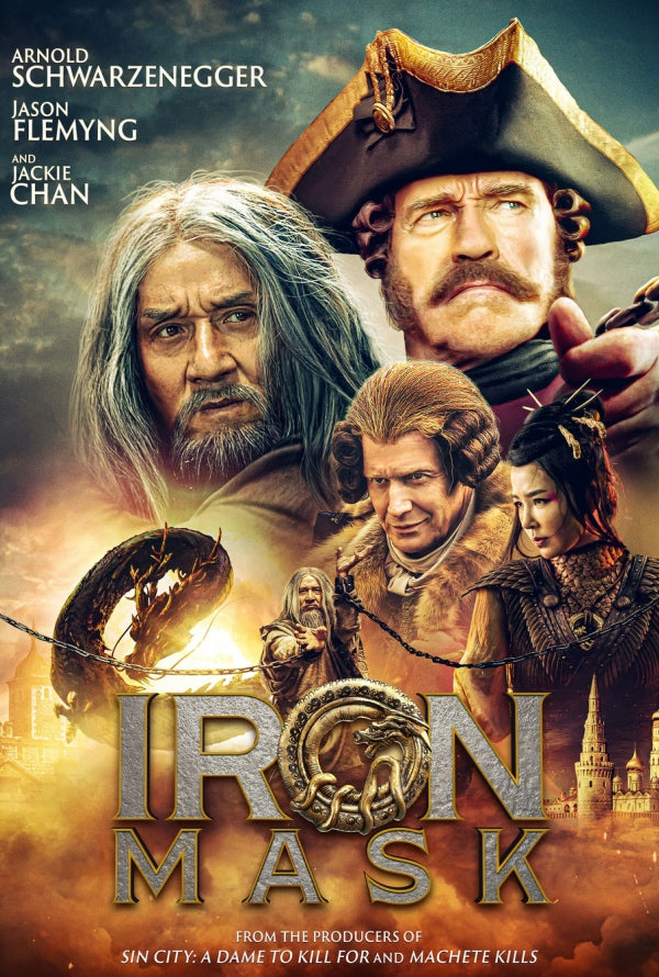 Iron Mask VUDU HD