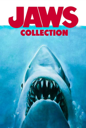 JAWS 3 MOVIE COLLECTION VUDU HD or iTunes HD via Movies Anywhere