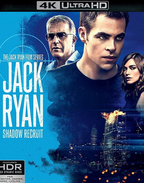 Jack Ryan Shadow Recruit UV 4K