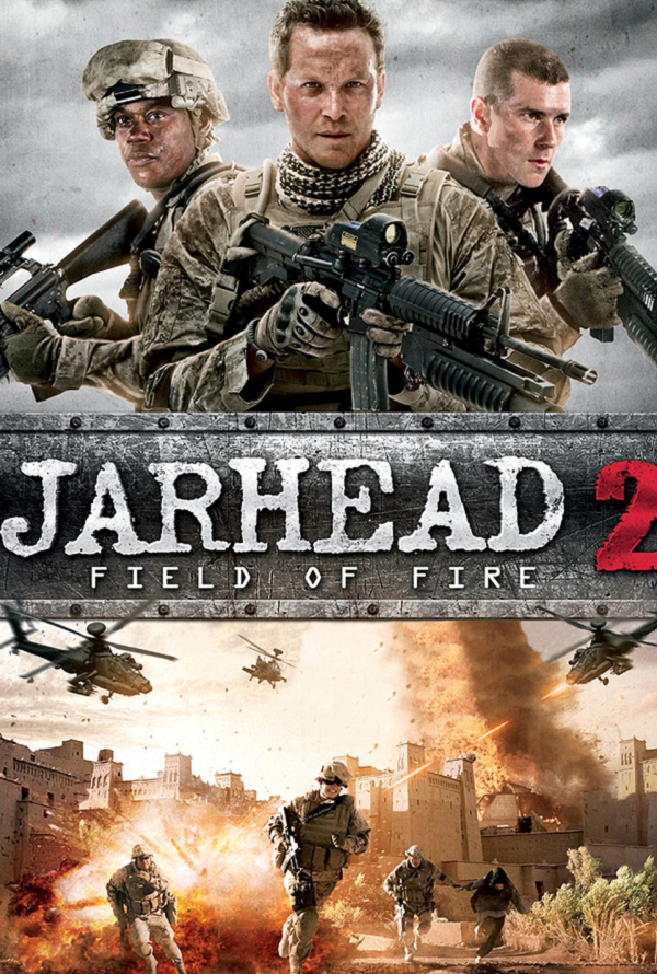 Jarhead 2 Field of Fire VUDU HD or iTunes HD via Movies Anywhere
