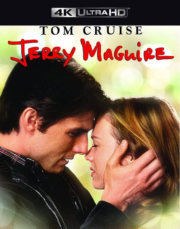Jerry Maguire VUDU 4K or iTunes 4K via MA
