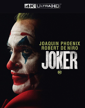 Joker VUDU 4K or iTunes 4K via MA