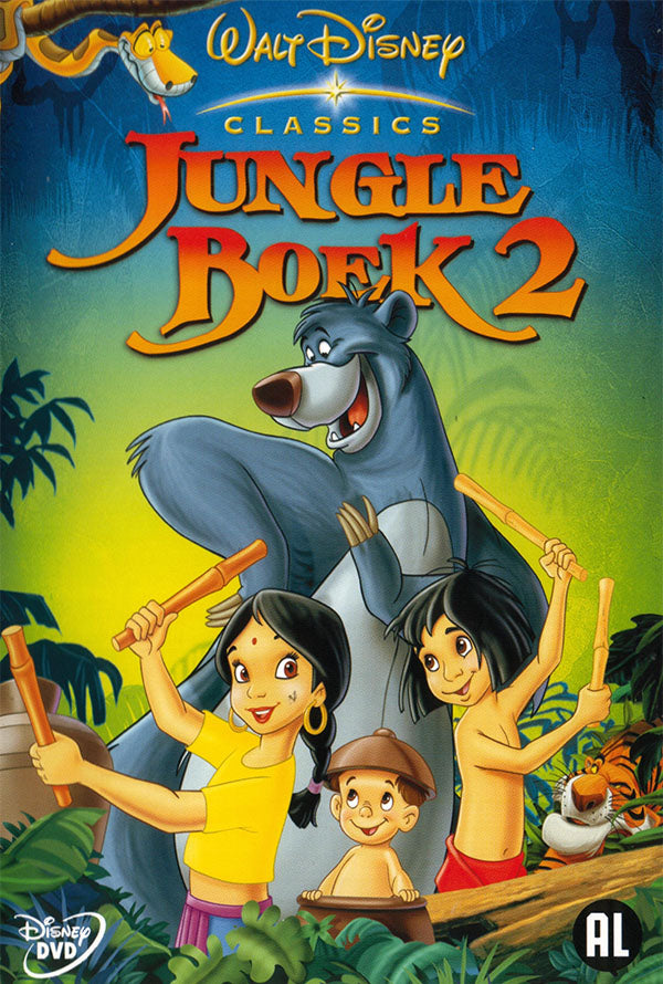 The Jungle Book 2 MA VUDU iTunes HD