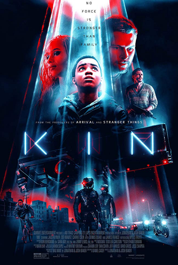 Kin VUDU HD or iTunes 4K