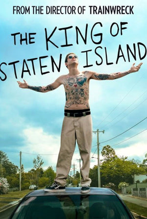 The King of Staten Island VUDU HD or iTunes HD via MA