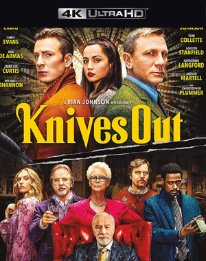 Knives Out VUDU 4K or iTunes 4K