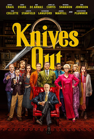 Knives Out VUDU HD Instawatch