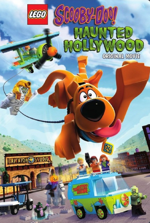 LEGO Scooby Doo Haunted Hollywood VUDU HD or iTunes HD via Movies Anywhere