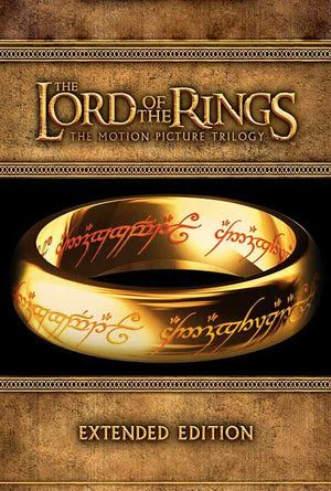 Lord of the Rings Trilogy EXTENDED VUDU HD or iTunes HD via MA