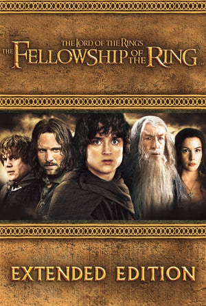 The Lord of the Rings The Fellowship of the Ring Extended Edition VUDU HD or iTunes HD via MA