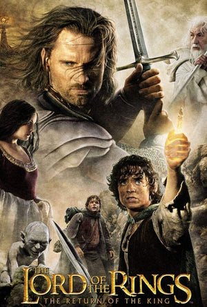 The Lord of the Rings The Return of the King Extended Edition MA VUDU HD iTunes HD
