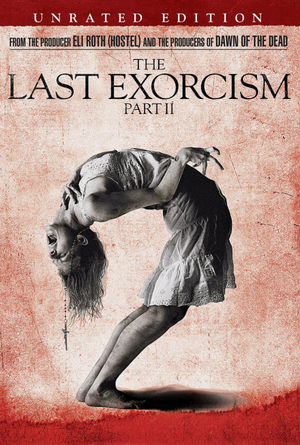 Last Exorcism Part II Unrated VUDU HD or iTunes HD via Movies Anywhere