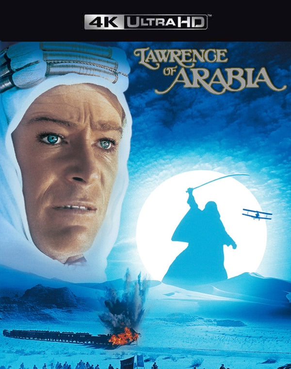 Lawrence of Arabia VUDU 4K or iTunes 4K via MA