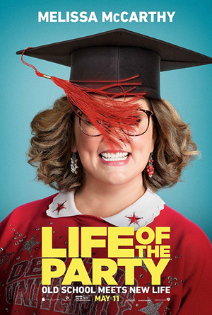 Life of the Party VUDU HD or iTunes HD via MA
