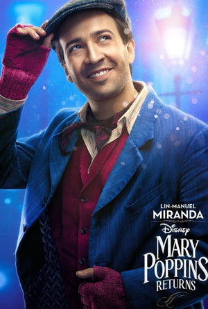 Mary Poppins Returns MA VUDU iTunes HD