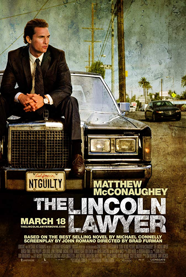 The Lincoln Lawyer VUDU HD