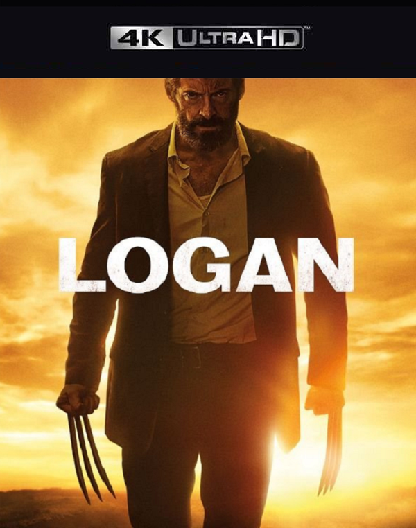 Logan VUDU 4K through iTunes 4K
