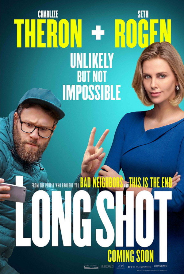 Long Shot VUDU HD *REDEEM JULY 30