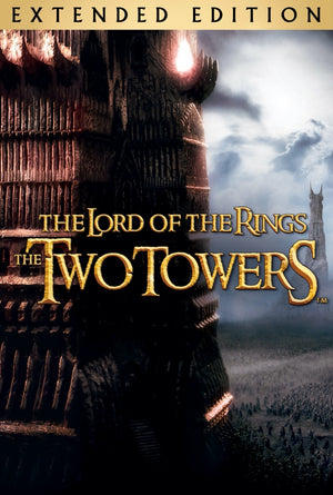 The Lord of the Rings The Two Towers Extended Edition MA VUDU HD iTunes HD