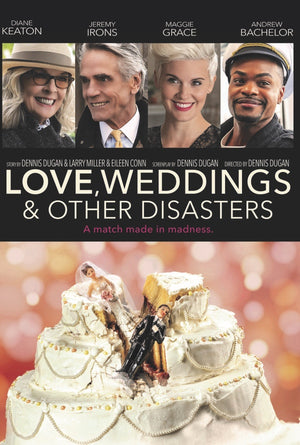 Love, Weddings, & Other Disasters VUDU HD or iTunes HD