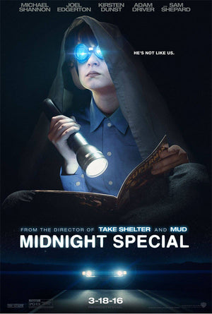 Midnight Special VUDU HD or iTunes HD via Movies Anywhere
