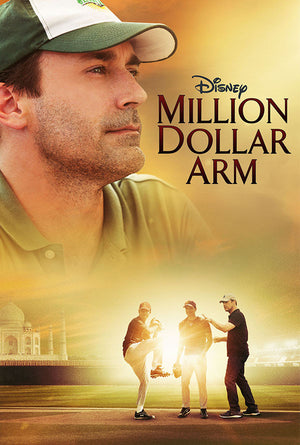 Million Dollar Arm MA Vudu iTunes HD