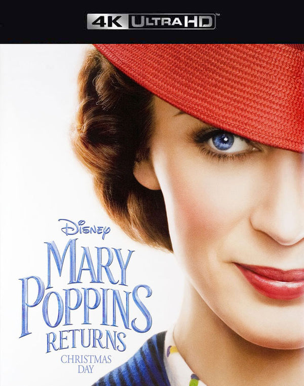 Mary Poppins Returns MA 4K VUDU 4K