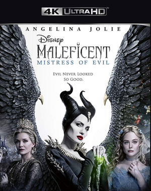 Maleficent Mistress of Evil MA 4K VUDU 4K