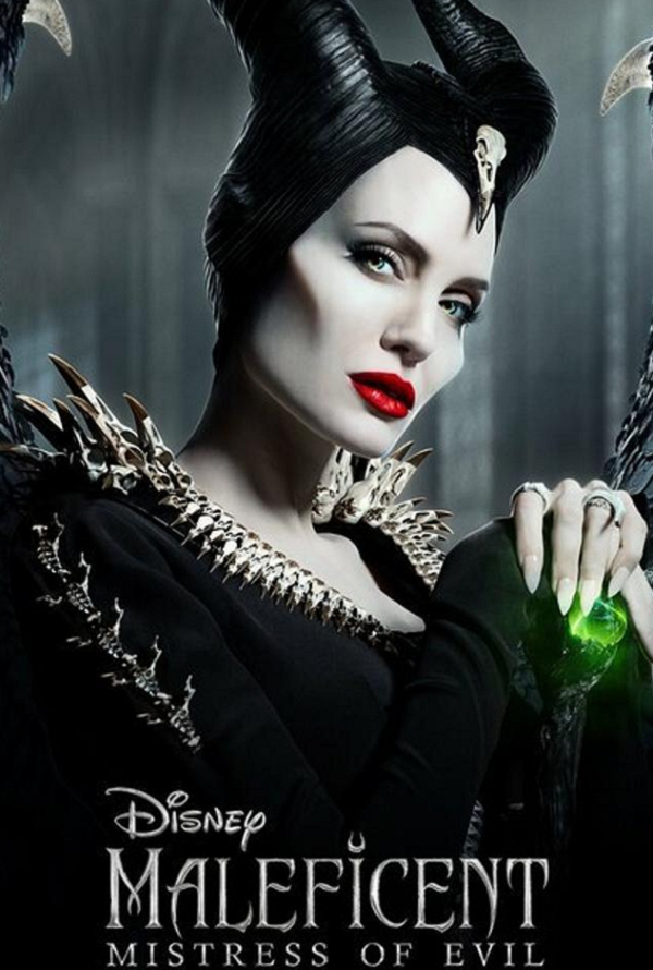 Maleficent Mistress of Evil MA VUDU iTunes HD