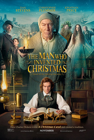 The Man Who Invented Christmas VUDU HD Instawatch (iTUNES HD via MA)