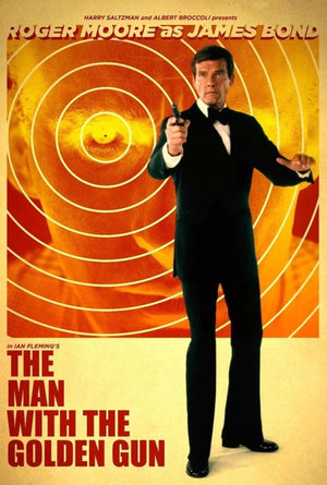 The Man with the Golden Gun VUDU HD