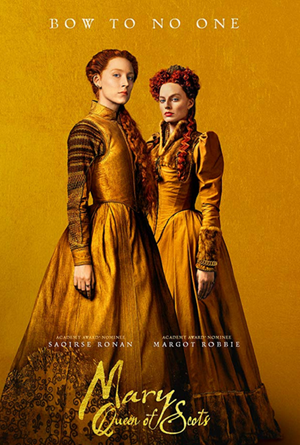 Mary Queen of Scots VUDU HD or iTunes HD via Movies Anywhere