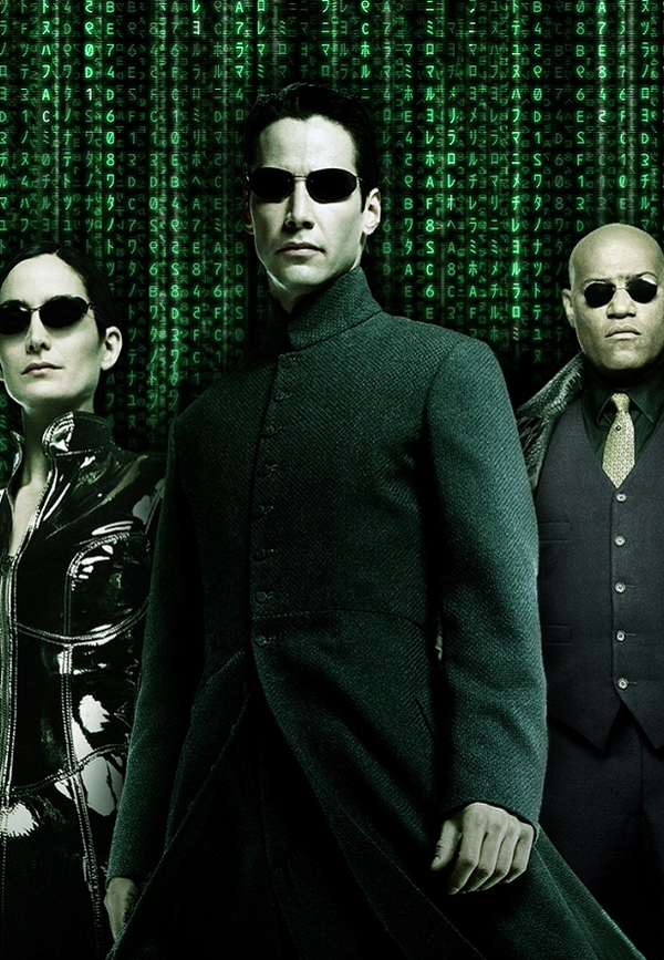 The Matrix Trilogy UV HD or iTunes HD via Movies Anywhere