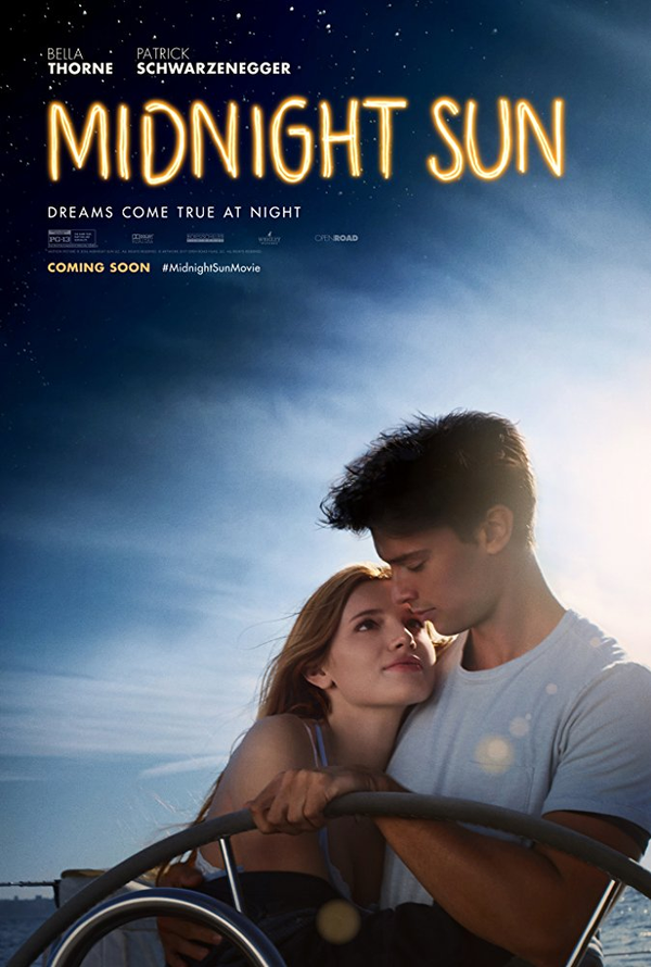 Midnight Sun VUDU HD or iTunes HD via Movies Anywhere Early Release