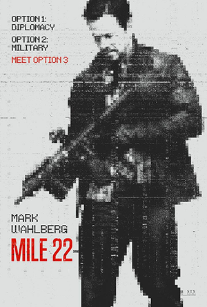 Mile 22 iTunes HD