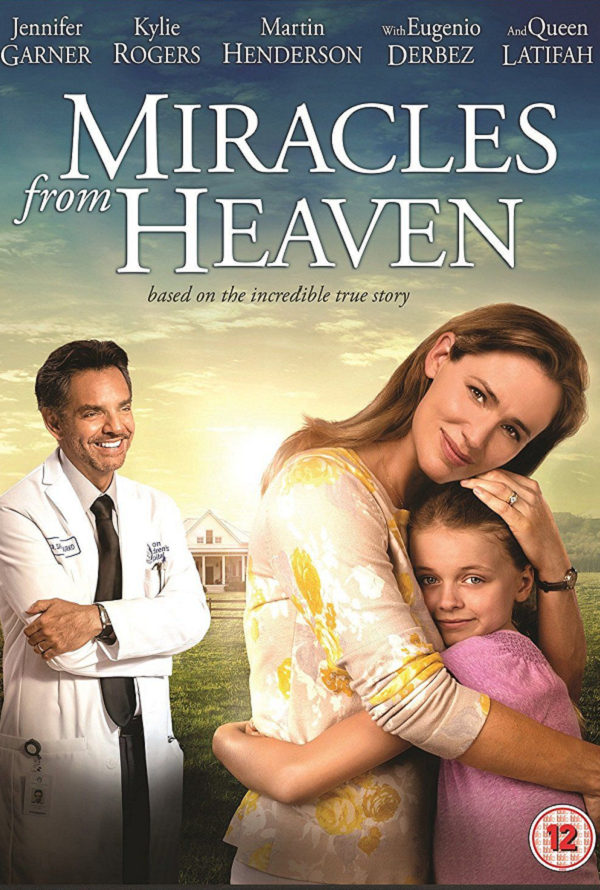 Miracles from Heaven VUDU HD or iTunes HD via Movies Anywhere