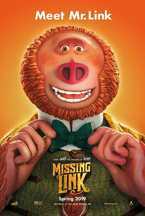 Missing Link VUDU HD Instawatch (iTunes HD via MA)
