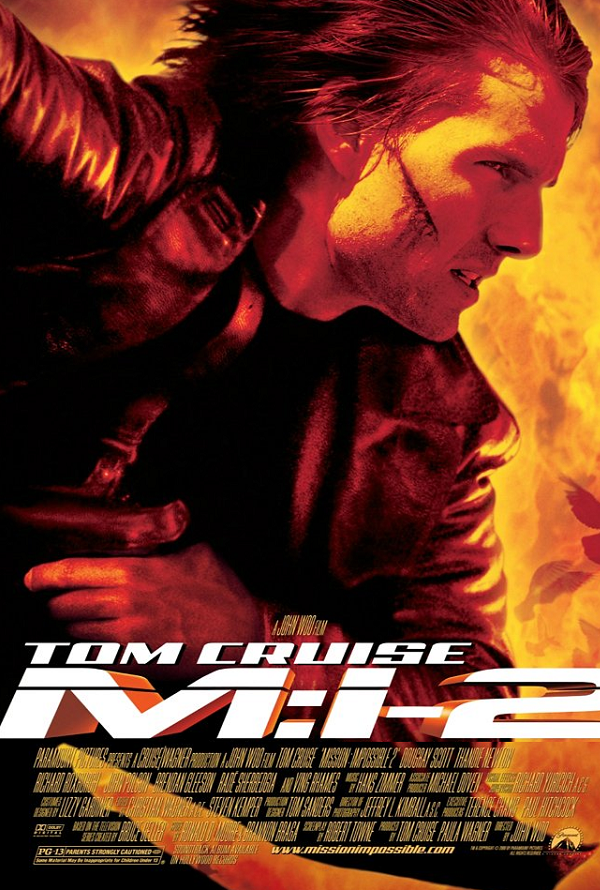 Mission Impossible 2 UV HD