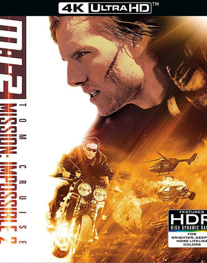 Mission Impossible 2 iTunes 4K