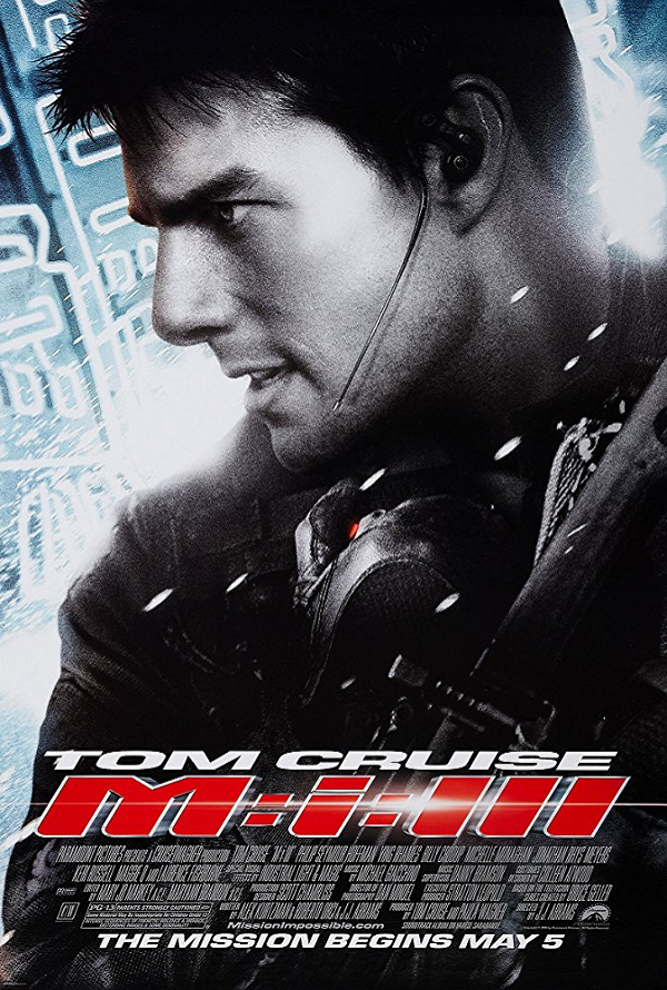 Mission Impossible 3 UV HD