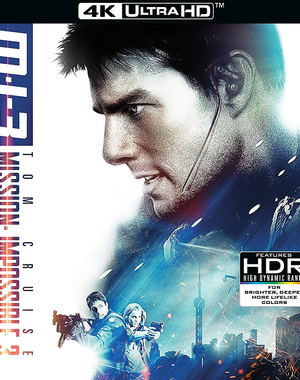 Mission Impossible 3 VUDU 4K